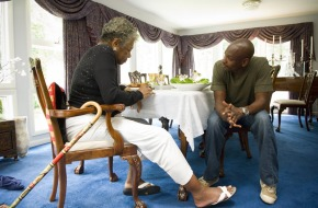 Watch: Maya Angelou & Dave Chappelle– A Meeting of the Minds