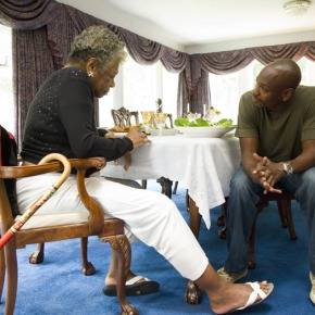 Watch: Maya Angelou & Dave Chappelle– A Meeting of theMinds
