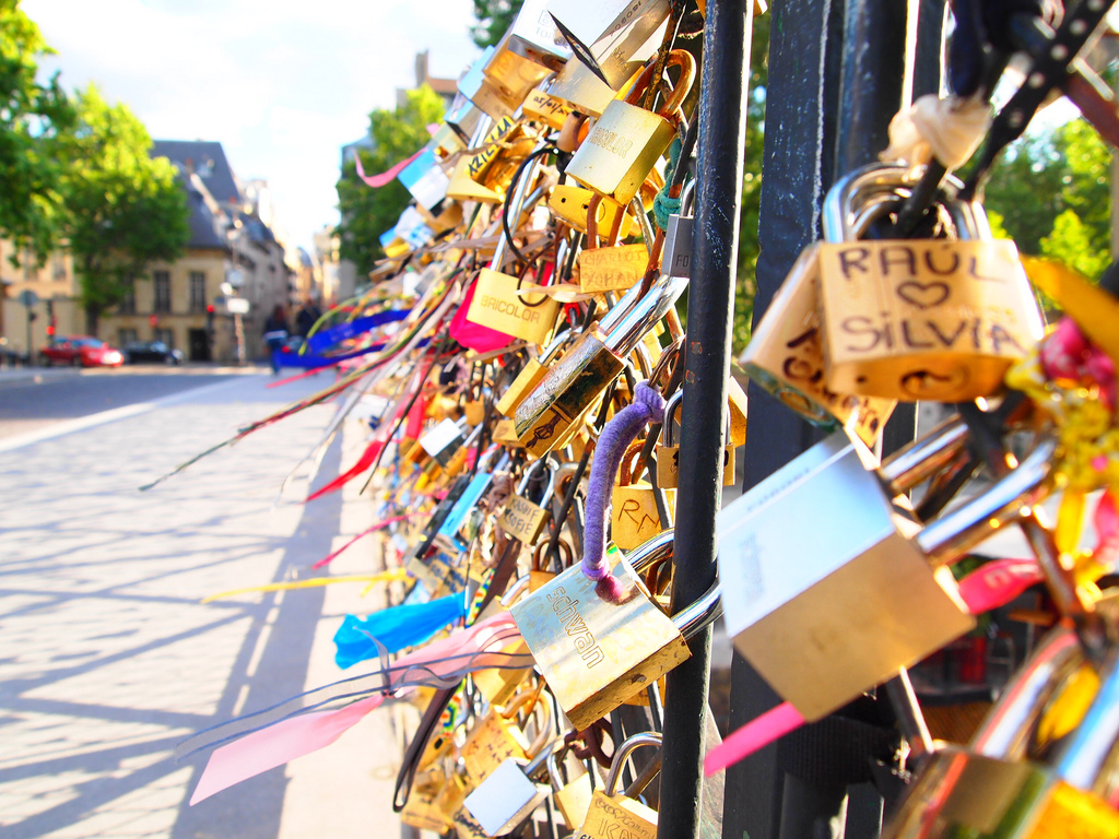 No Love Lost: Parisians Push To Ban Love Locks
