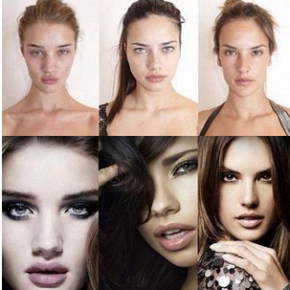 Why the #nomakeup trend is on the rise