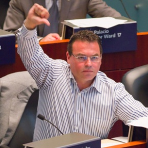 T.O. Councillor Doubles Down on Comments
