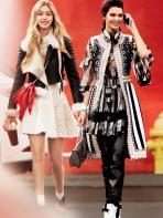 Gigi Hadid & Kendall Jenner