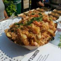 Garlic Snow Crab Fries